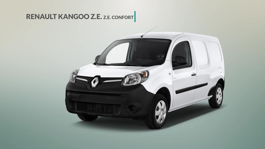 Vues Renault Kangoo Z.E. MPV année 2018 galerie virtuelle 3D avec ... 177e91cc532d