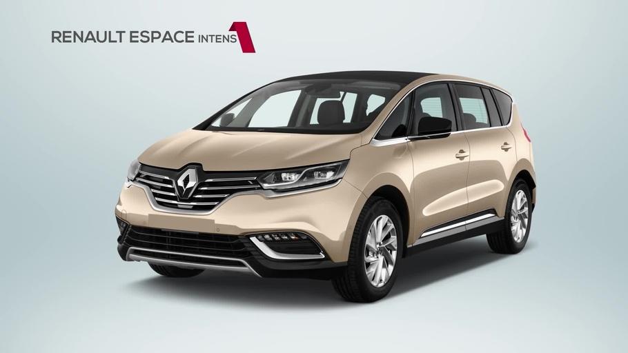 Vues Renault Nouvel Espace MPV année 2015 galerie virtuelle 3D avec ... a88e1048b51c